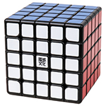 MoYu AoChuang WR M 5x5x5 Magnetic Speed Cube Black