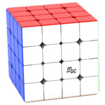 YongJun MGC Magnetic 4x4x4 Speed Cube Stickerless