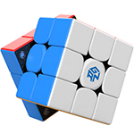 GAN356 Air M 3x3x3 Numerical Speed Cube Stickerless