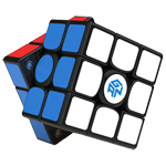 GAN356 Air M 3x3x3 Numerical Speed Cube Black