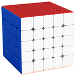 Classroom Meilong M 5x5x5 Magnetic Magic Cube Stickerless