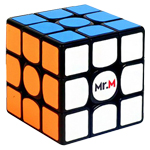 ShengShou Mr. M V2 Magnetic 3x3x3 Speed Cube Black