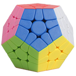 ShengShou Mr. M Magnetic Megaminx Cube Stickerless