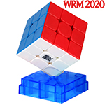 MoYu WeiLong WR M 2020 3x3x3 Magnetic Speed Cube Stickerless