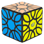 LanLan Sunflower Copter Magic Cube Black