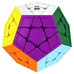 MoYu AoHun WR M Magnetic Megaminx Stickerless Speed Cube