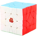 MF8 Chinese Fu Lattices Panel Magic Cube Puzzle Stickerless