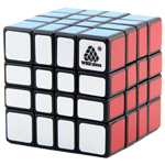 WitEden Mixup 4x4x4 Magic Cube Black
