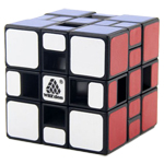 WitEden Wormhole II Magic Cube Black