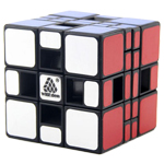 WitEden Wormhole III Magic Cube Black