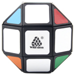 WitEden Tokgo Seal Magic Cube Black