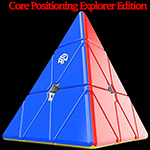 Gan Pyraminx M Cube Core Positioning-Explorer Edition