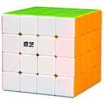 QiYi QiYuan S2 4x4x4 Stickerless Magic Cube