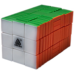 WitEden 3x3x13 II Magic Cube Stickerless