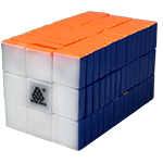 WitEden 3x3x15 I Magic Cube Stickerless
