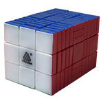 WitEden 3x3x15 II Magic Cube Stickerless