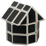 CubeTwist Granary Magic Cube Black
