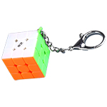 QiYi Mini 3x3x3 Key Ring Cube 30mm