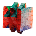 MoYu AoChuang 5x5x5 Speed Cube Transparent