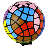 Verypuzzle Megaminx Ball V1.0 C1 Version Black