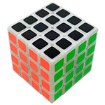 Funs limCube 4cm Mini 4x4x4 Magic Cube Collective Edition