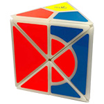 MF8 & Oskar Jumble Prism I Cube Puzzle Limited Edition