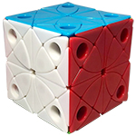 Funs limCube Morpho Marinita Magic Cube Stickerless