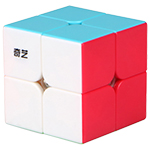 QiYi QiDi S2 2x2x2 Magic Cube Stickerless