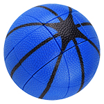 FanXin Basketball Puzzle Cube Blue