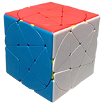 Pentacle Magic Cube Puzzle - OPP Packing