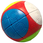 6-Color Spanish Spherical Magic Ball