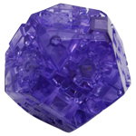 LanLan Gear Megaminx Collective Edition Transparent Purple