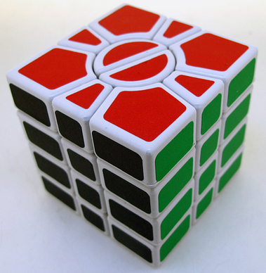 QJ Super Square One 4-Layered Magic Cube