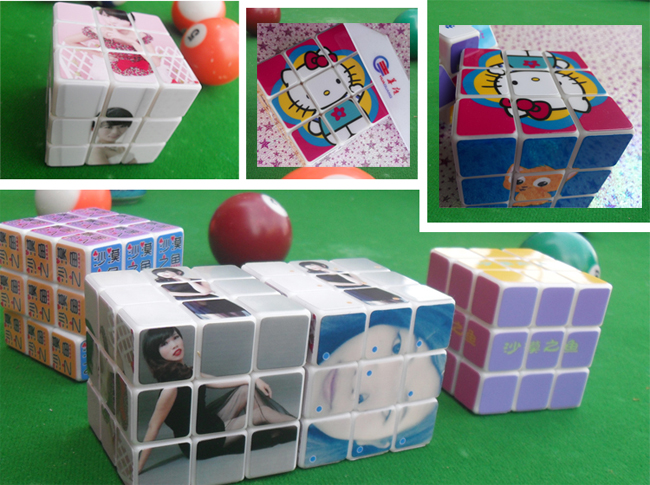 Custom Magic Cube AD Magic Cube