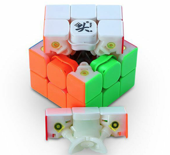 DaYan TengYun M 3x3x3 Magnetic Speed Cube Stickerless