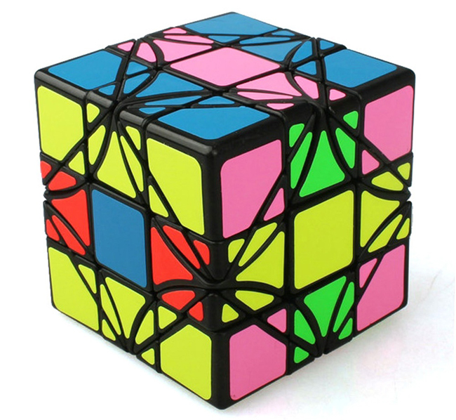 limCube 3x3x3 Master Mixup Cube Black