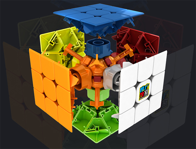 Cubing Classroom RS3 M Magnetic 3x3x3 Speed Cube