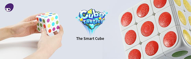 Putao AR Technology Cube-tastic Rubiks Cube - Help to Learn solving the Speed Cube