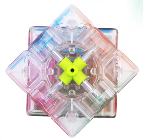 QiYi SAIL 3x3x3 Magic Cube Tranparent 60mm