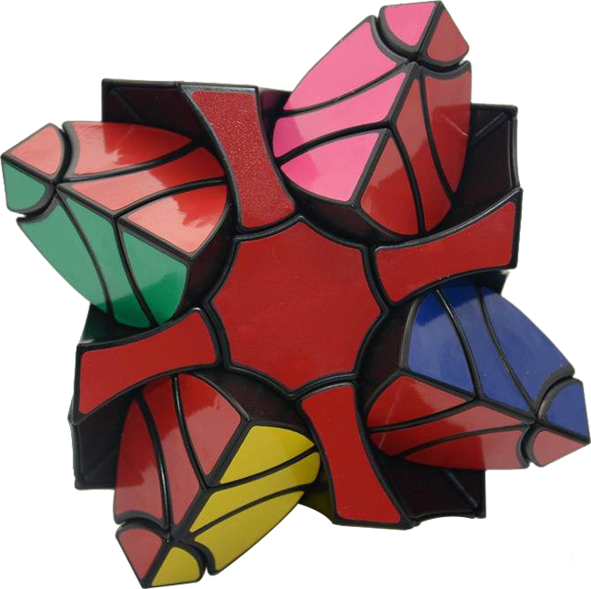 VerryPuzzle Clover Magic Cube Puzzle