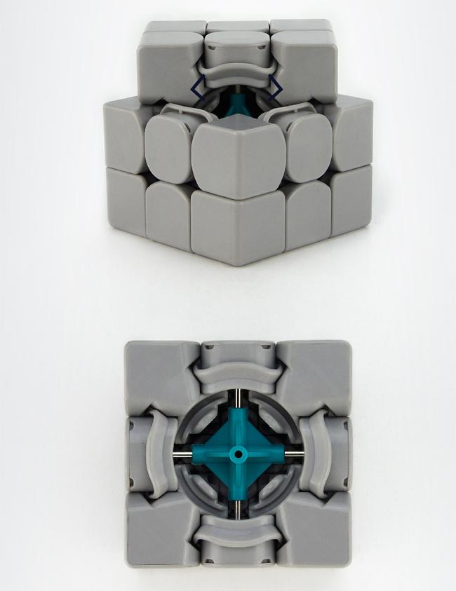 MoYu Weilong GTS 3x3x3 Speed Cube