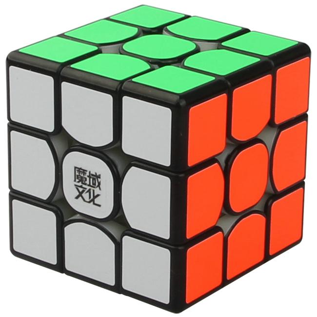 moyu weilong gts 3x3x3 speed cube black 3x3x3. Black Bedroom Furniture Sets. Home Design Ideas