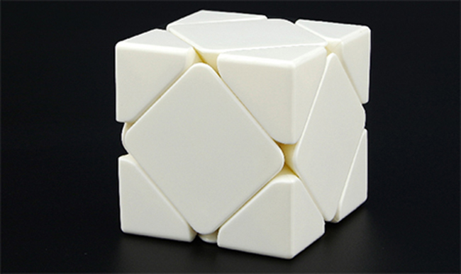 MoYu Magnetic Positioning Skewb Speed Cube