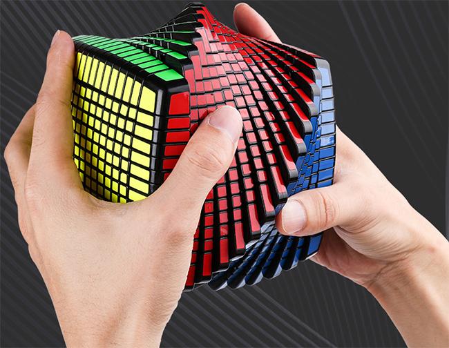 MoYu 15x15x15 Cube Black