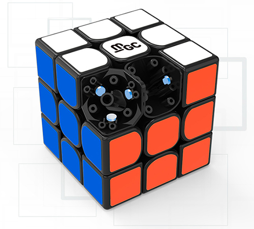 YongJun MGC V2 Magnetic 3x3x3 Stickerless Speed Cube
