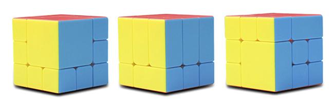 Zcube Bandaged 3x3 Magic Cube Version C_Void and Bandaged Cube_Cubezz.com:  Professional Puzzle Store for Magic Cubes, Rubik's Cubes, Magic Cube  Accessories & Other Puzzles